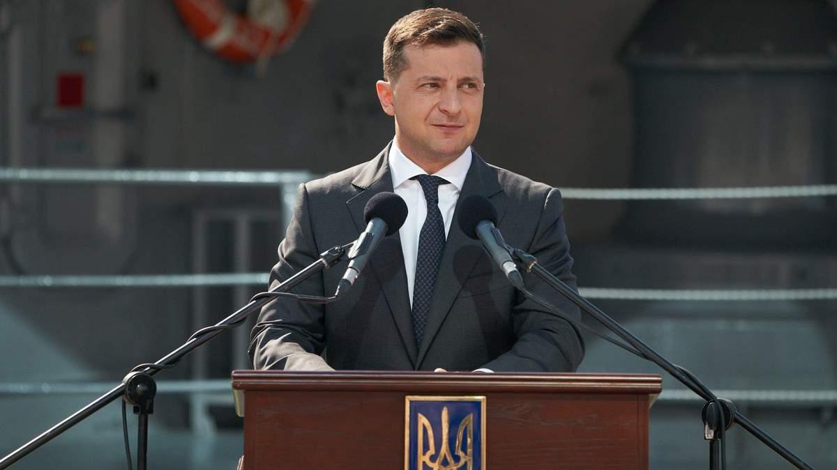 """У """"Нафтогаза"""" есть руководитель – правительство Украины, – Зеленский об увольнении Коболева"""