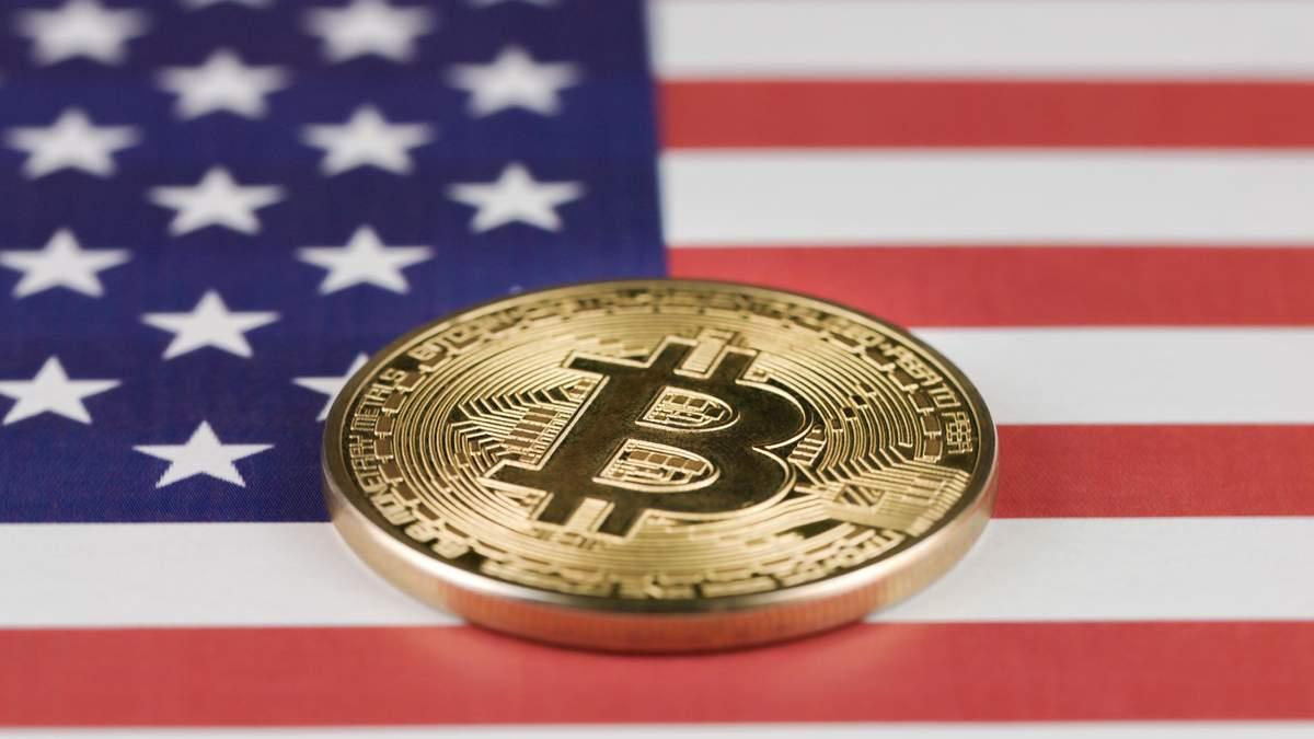 Посилення податкового контролю за криптовалютою у США