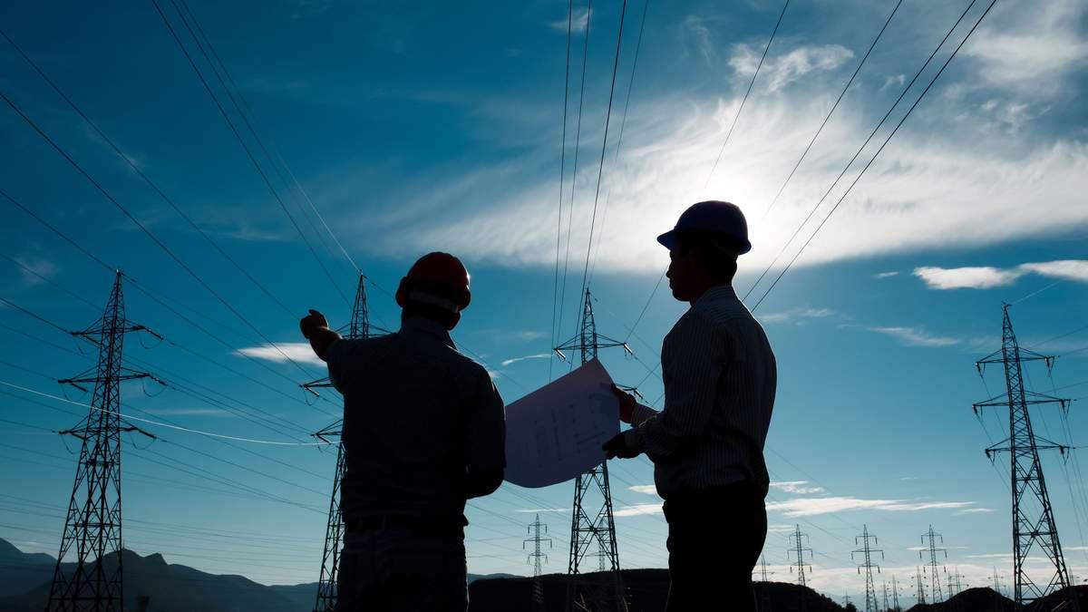 В Украине могут запретить импорт электроэнергии из России и Беларуси
