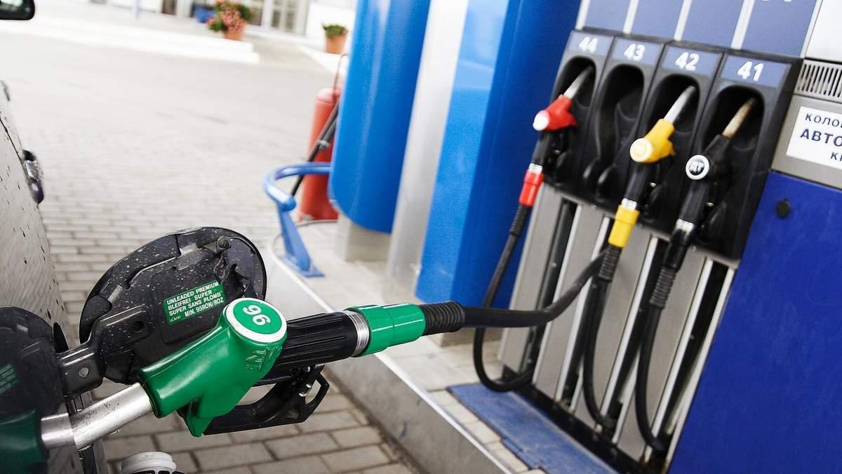 В Україні встановили максимальну вартість бензину на АЗС