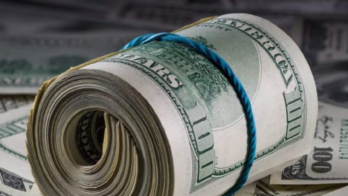 За апрель 2021 госдолг Украины увеличился на 20 миллиардов