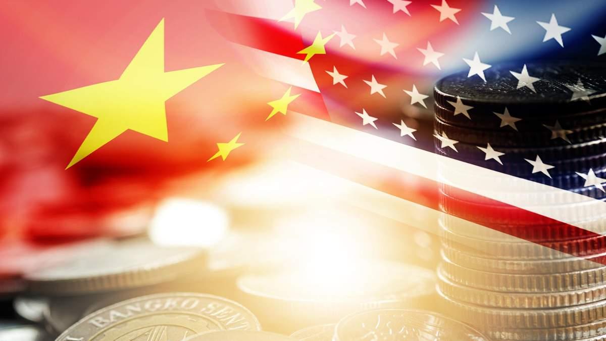 Торговые связи между США и Китаем при президентстве Байдена