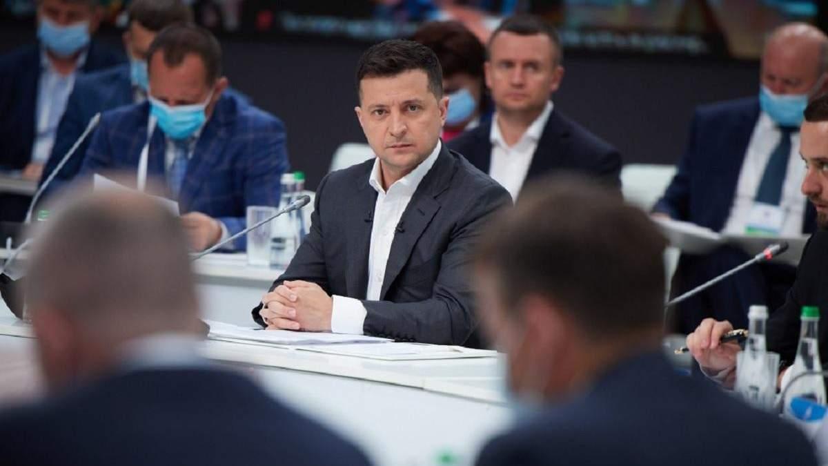 Зеленский хочет списать долги производителей тепла перед Нафтогазом