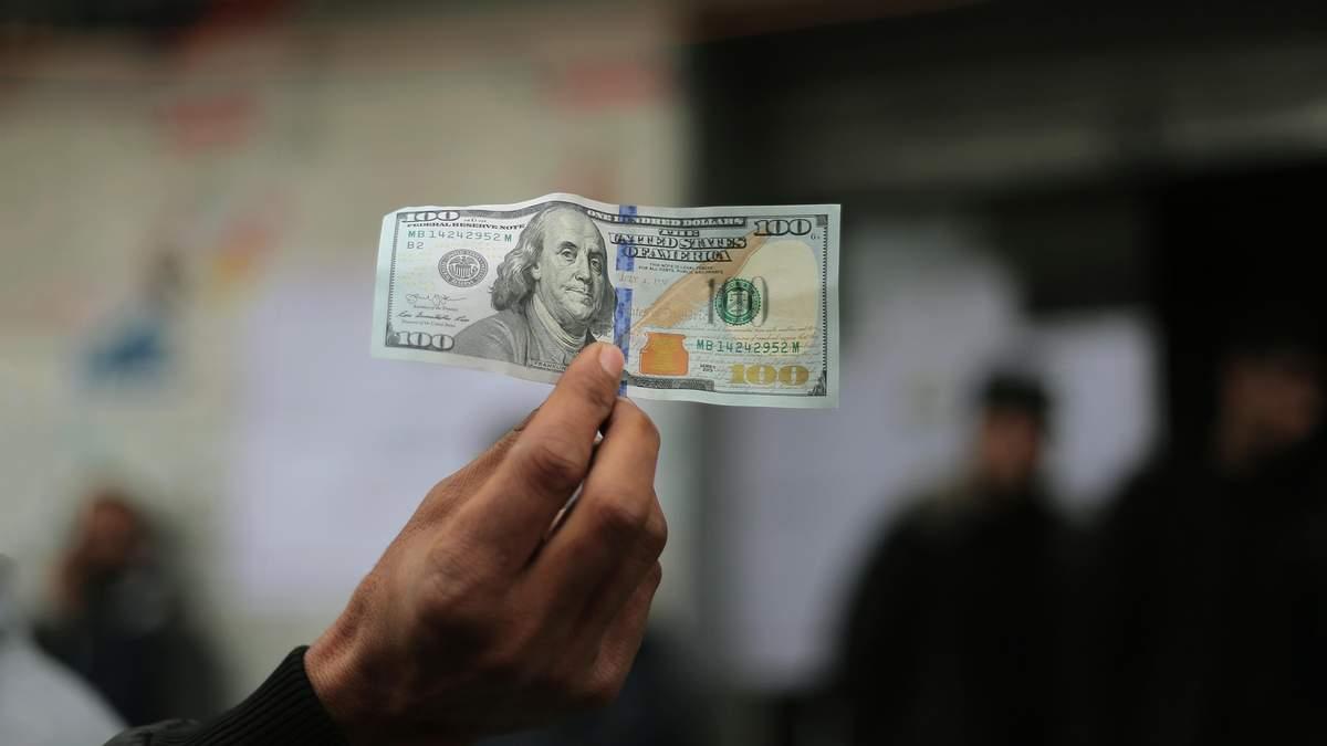 Мінфін Росії пробовкався, що хоче вивести долар з обігу