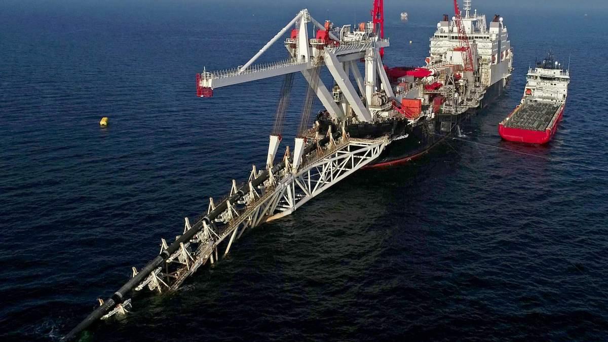 Першу нитку Північного потоку-2 випробовуватимуть для наповнення газом