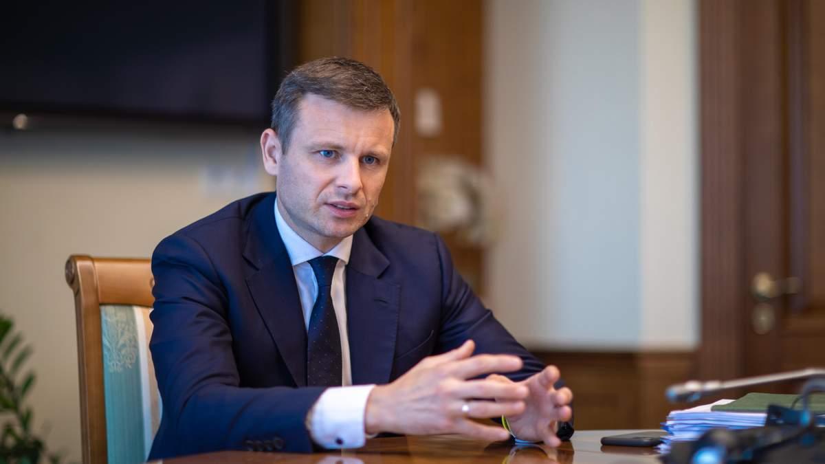 Это может иметь эффект, - Марченко о создании Бюро экономической безопасности