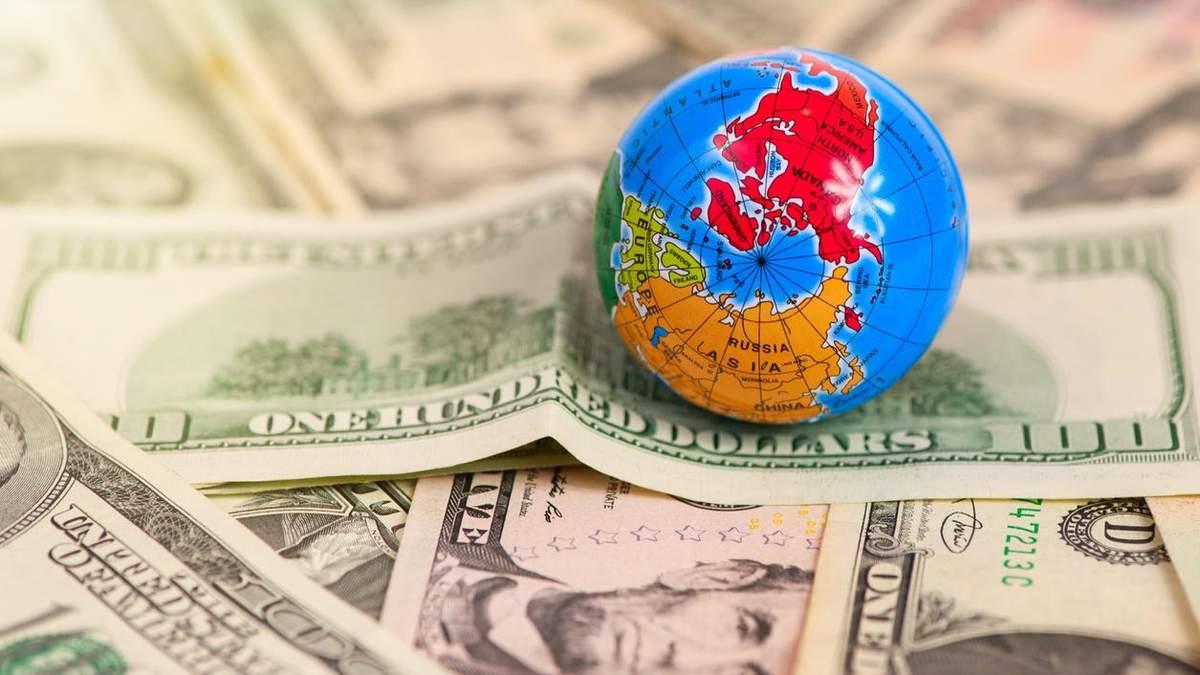 Прогноз росту світового ВВП у 2021 році