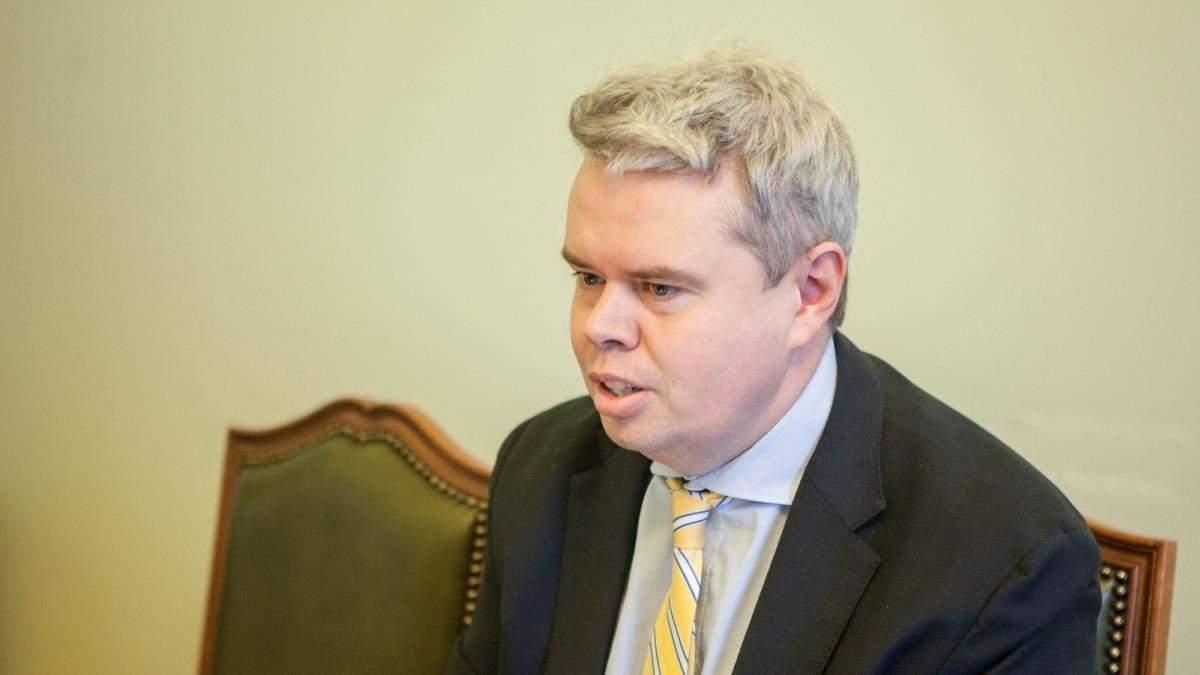 Дмитра Сологуба звільнили з посади заступника голови НБУ