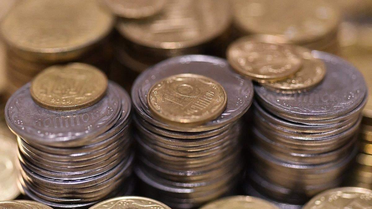 Нацбанк продасть майже 46 тонн зіпсованих монет: фото