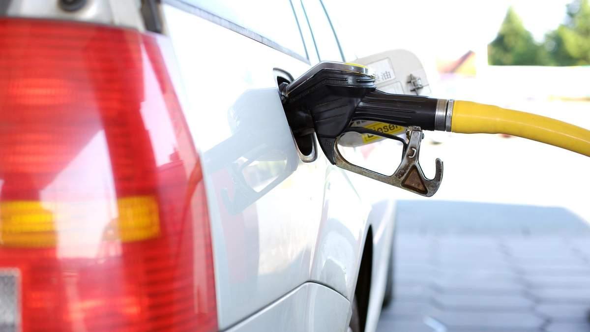 Стоимость топлива в Украине в июле