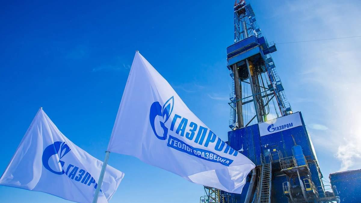 Газпром не забронировал мощности Украины и Польши на аукционах