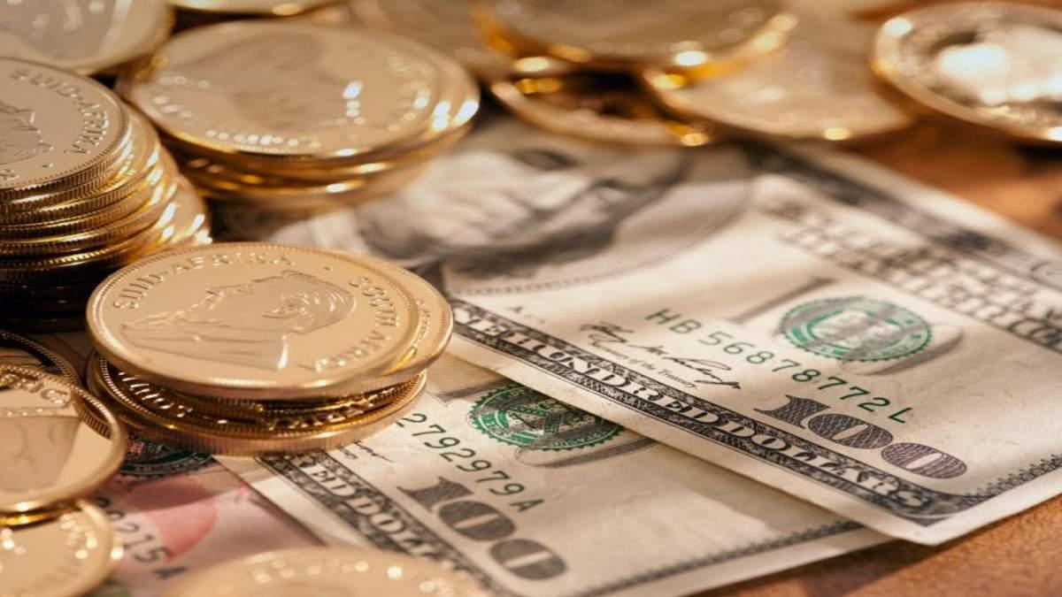 Украина нарастила международные резервы на 2% в июне 2021