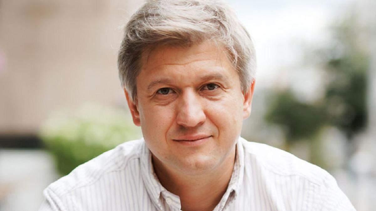 Ексміністр фінансів Данилюк претендує на посаду глави БЕБ