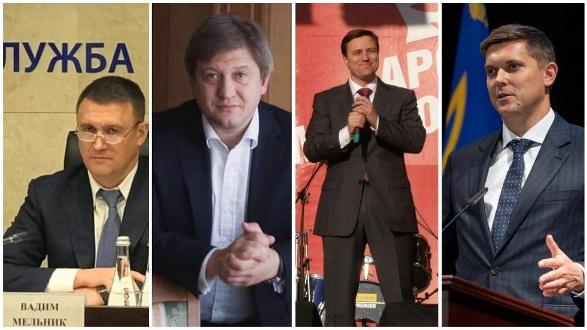 Список кандидатів на посаду голови Бюро економічної безпеки