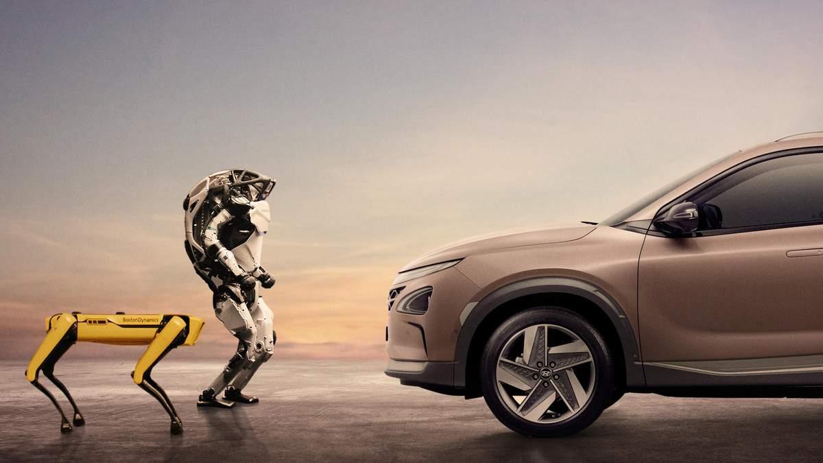 Hyundai: от автомастерской до эры роботов