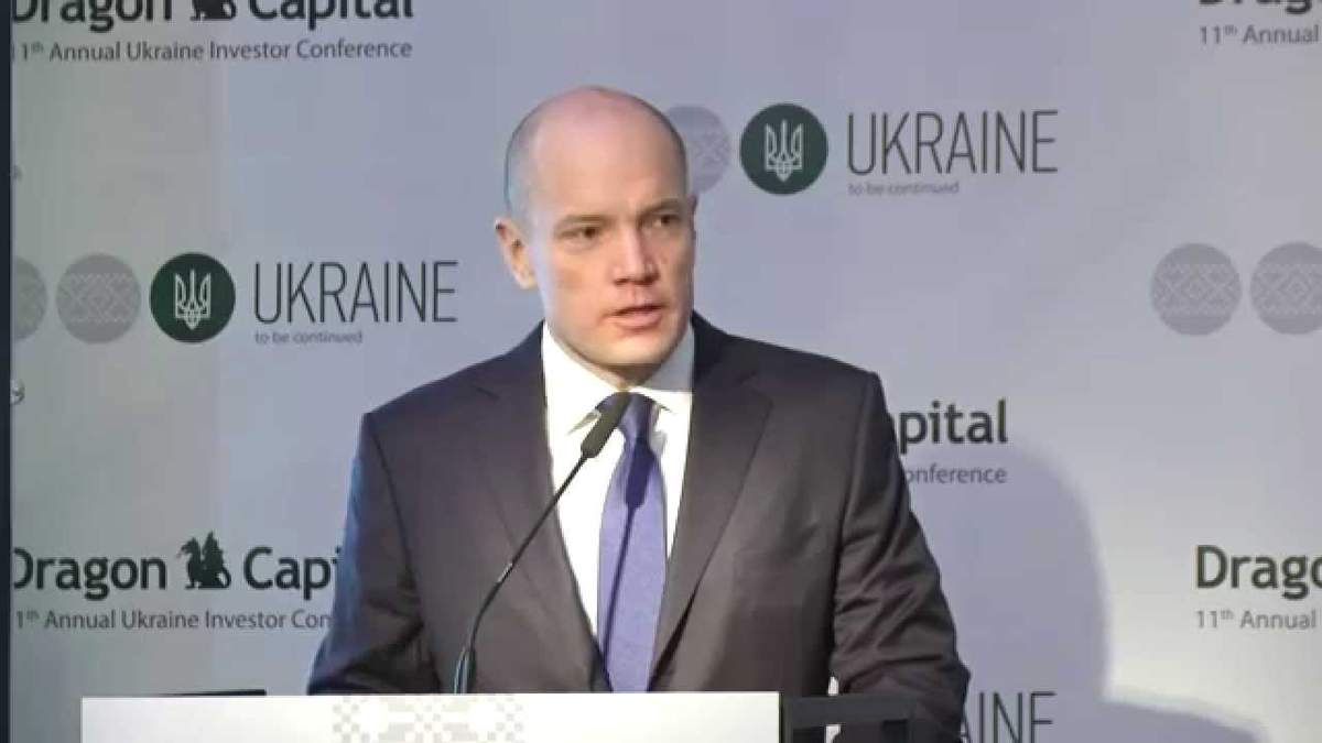 Томаш Фиала об экономической ситуация в Украине до 2022 года