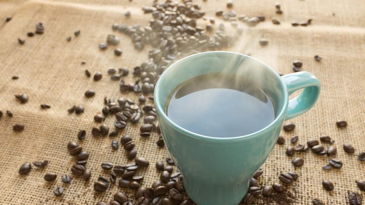 Цена кофе