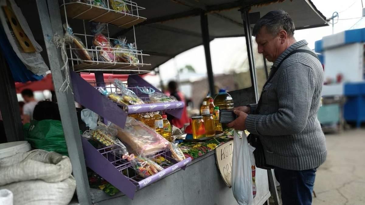 Ціни в Україні зросли: подорожчав хліб, макарони, гречка й олія