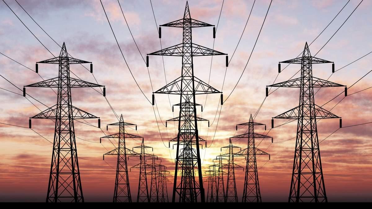 Цены на электроэнергию в Европе