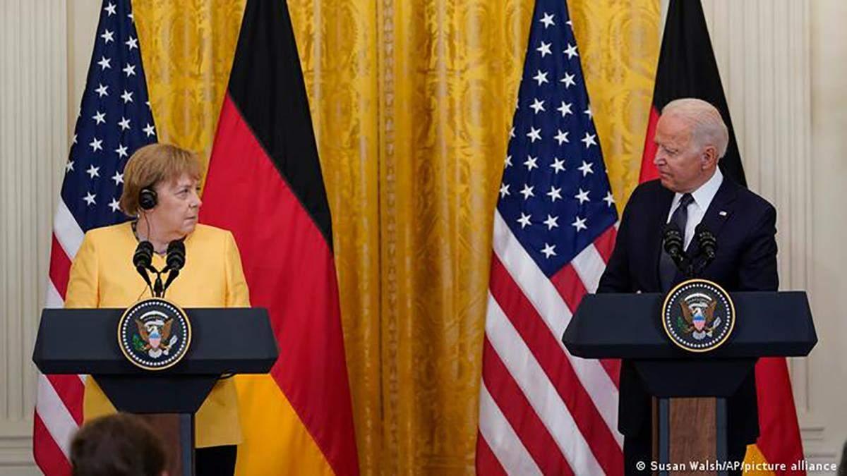 Интересы Германии и США важнее, чем поддержка Украины, – Фурса