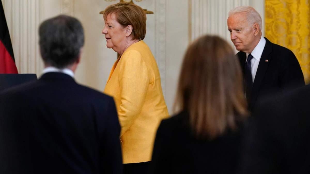 Фурса: Для США відносини з Німеччиною важливіші, ніж Північний потік-2