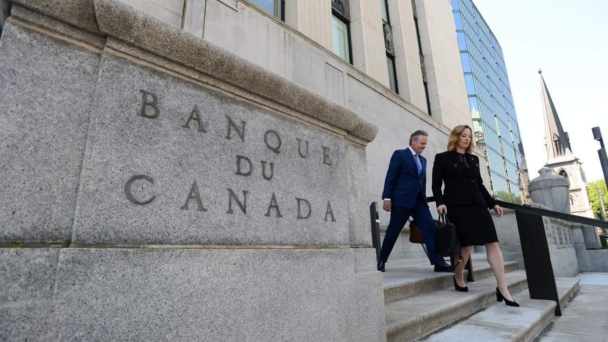 Национальная цифровая валюта в Канаде