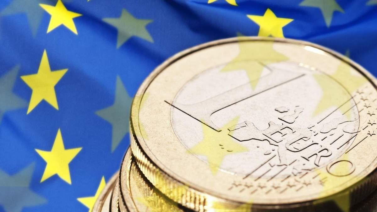 Держборг перевищив ріст економіки Єврозони