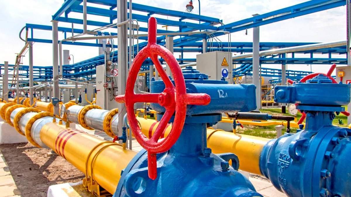 Газпром не будет бронировать дополнительные мощности Украины