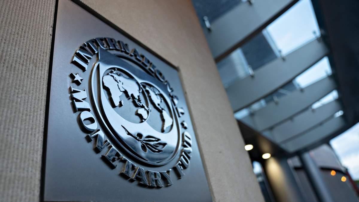 Прогноз МВФ стосовно рівня інфляції у світі