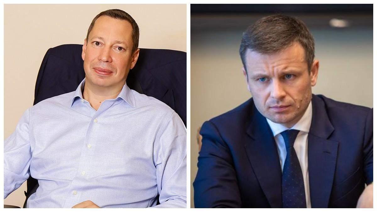 Шевченко и Марченко могут отправить в отставку