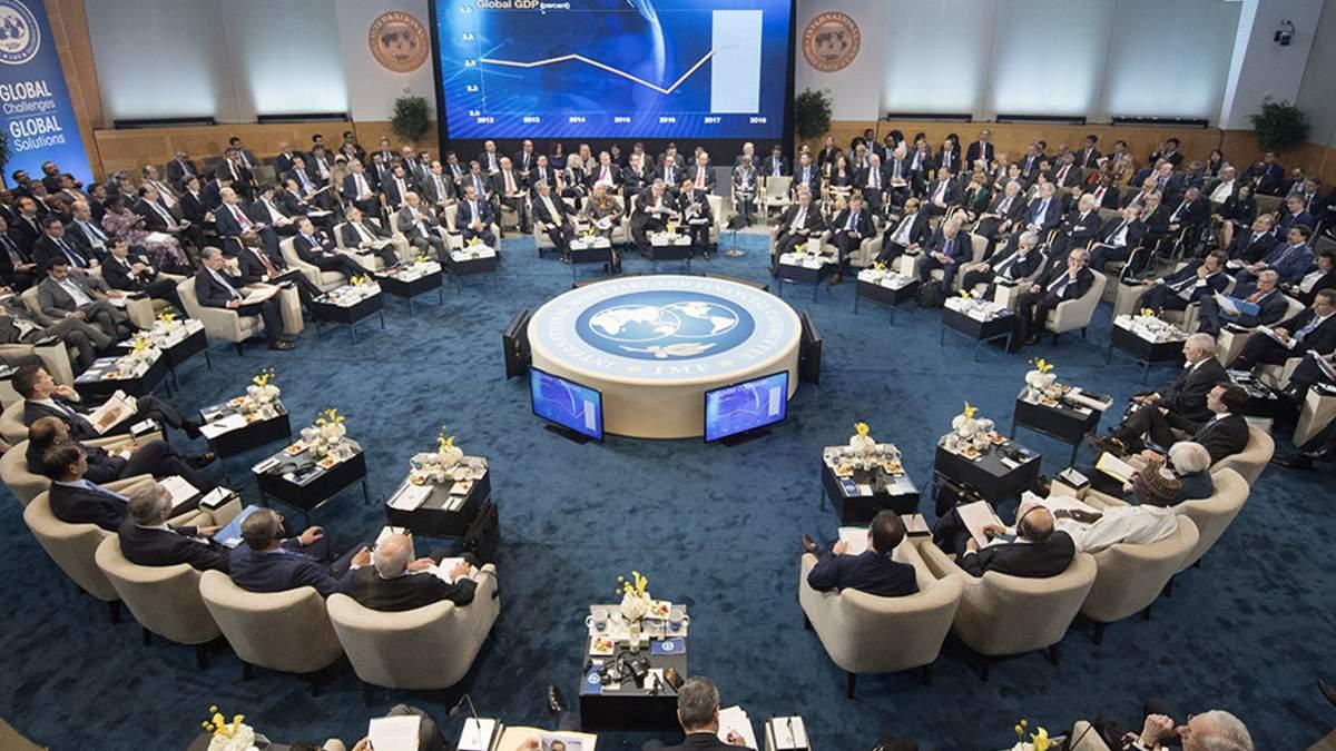 Подарунок до Дня Незалежності: Україна отримала майже 3 мільярди доларів від МВФ - Економічні новини України - Економіка