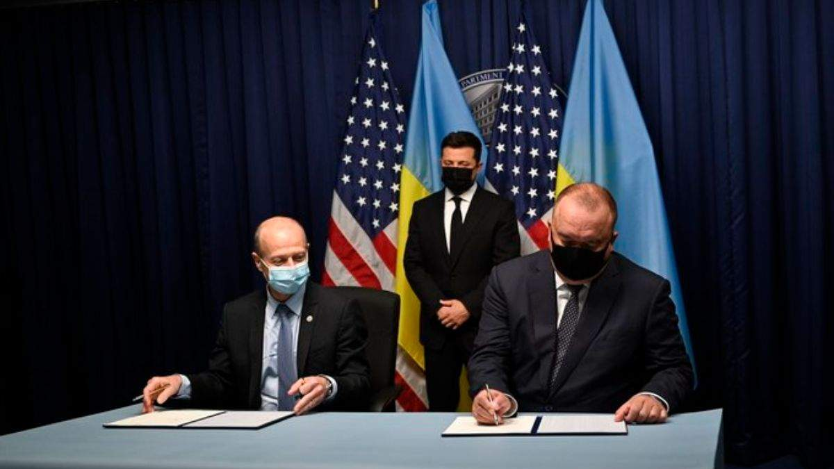 """""""Енергоатом"""" та американська компанія підписали меморандум на 30 мільярдів - Економічні новини України - Економіка"""