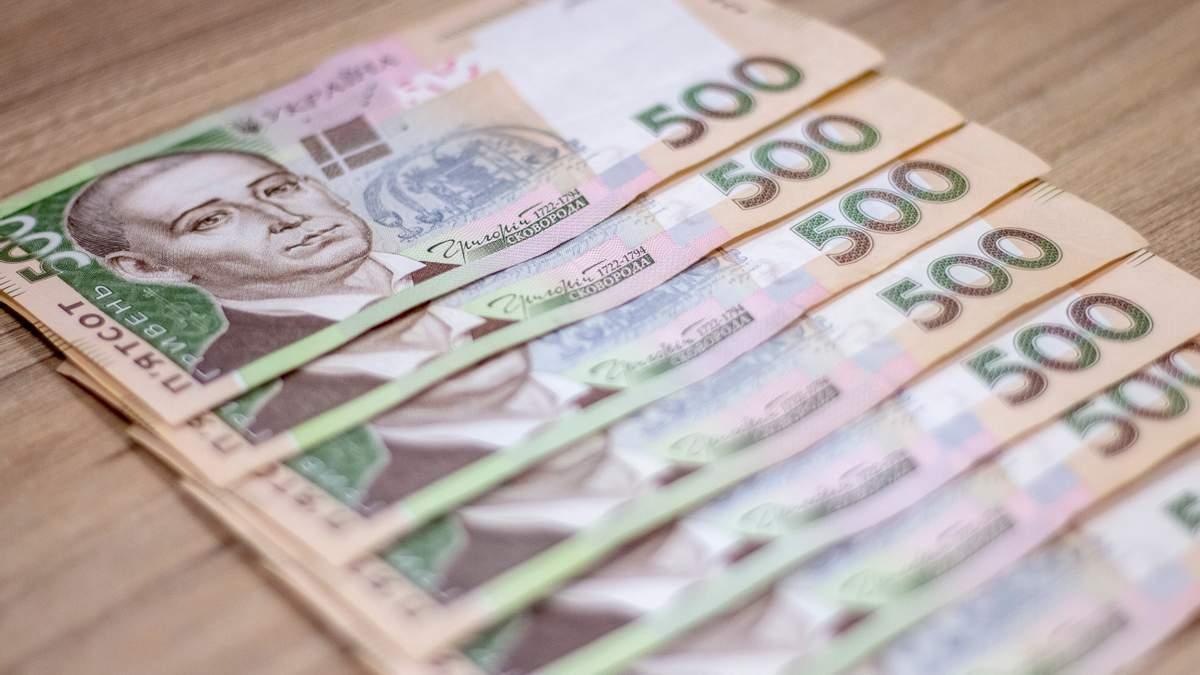 На пенсии за август в Украине выделили рекордную сумму