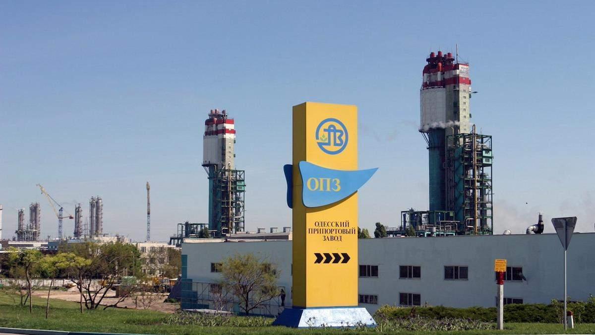 Из-за цены на газ: Одесский припортовый завод останавливает работу - Новости Одессы - Экономика