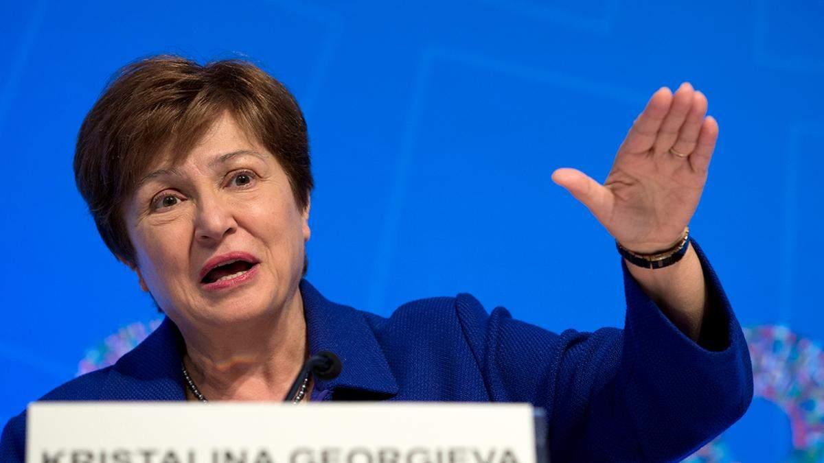 Большой скандал в МВФ: директора фонда обвинили в злоупотреблениях на предыдущей работе - Экономика