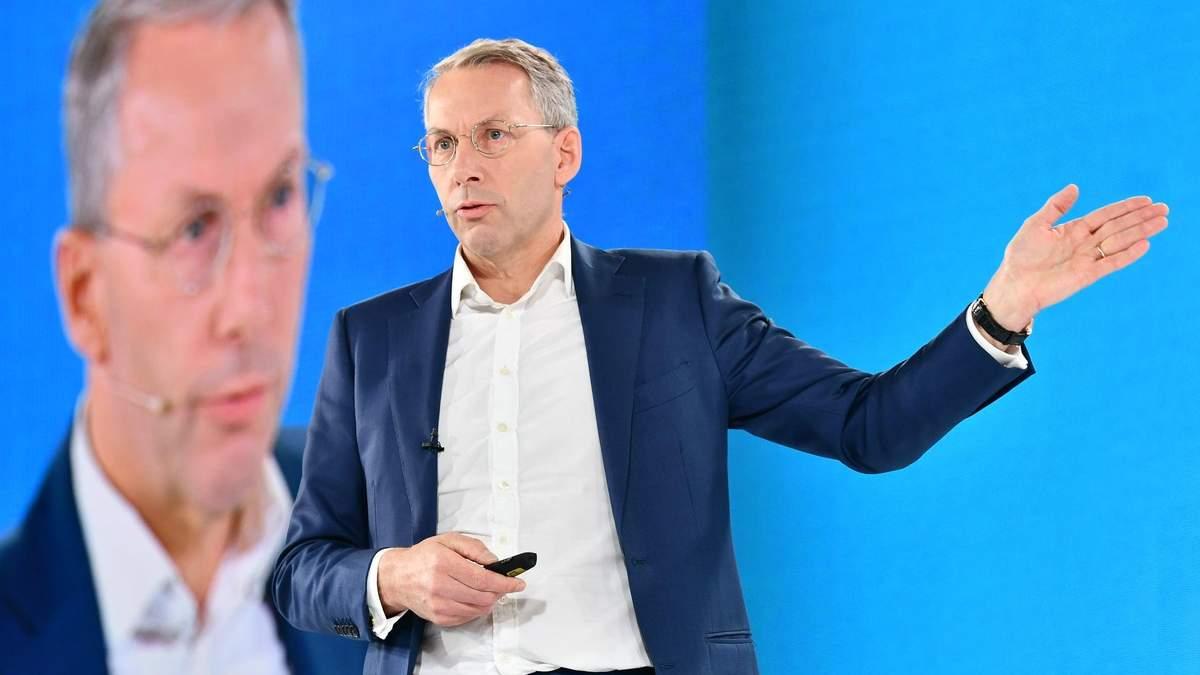"""Головний виконавчий директор """"Нафтогазу"""" Ватерландер підтвердив, що йде з компанії - Новини економіки України - Економіка"""