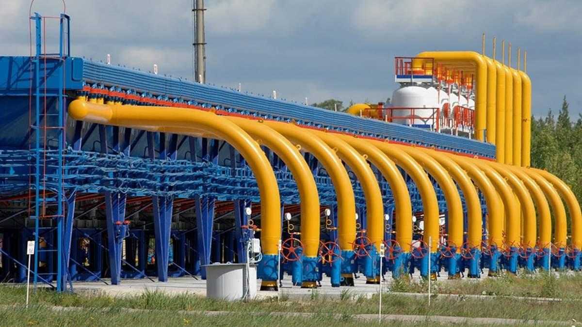 Четыре государства объединились для строительства водородного коридора из Украины в Германию