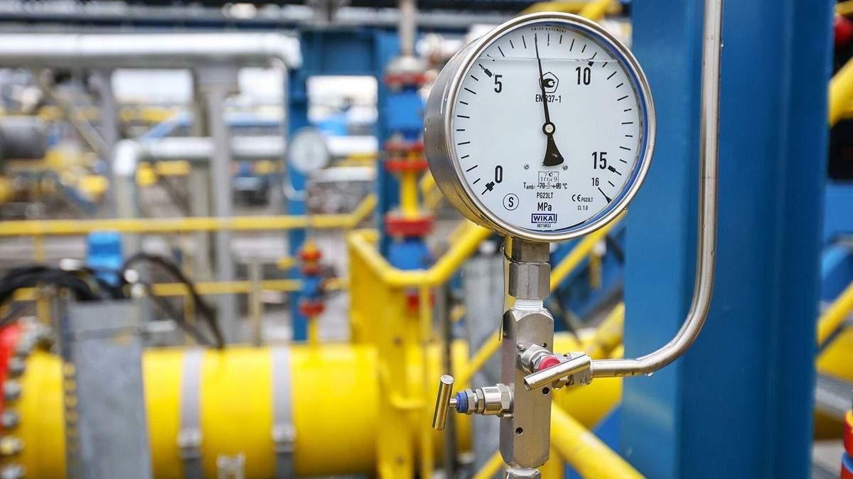 Цена на газ в Европе продолжает бить рекорды: уже 1080 долларов за тысячу кубов