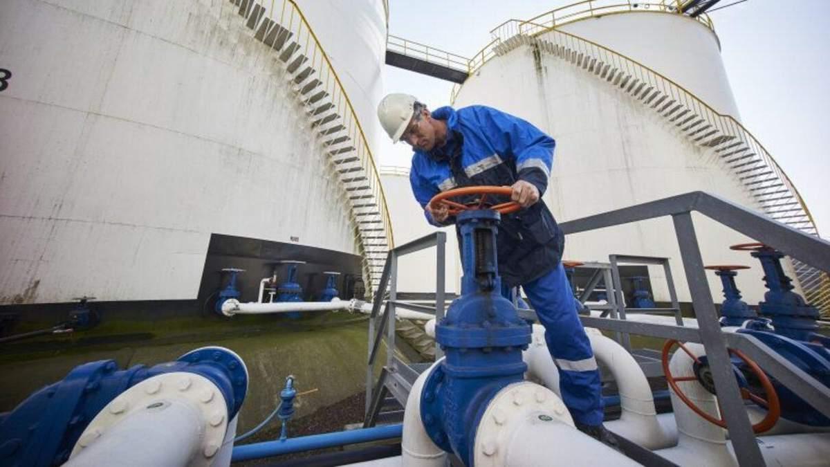 Все вища і вища: в Європі ціна на газ сягла 1100 доларів за тисячу кубів - Економічні новини України - Економіка