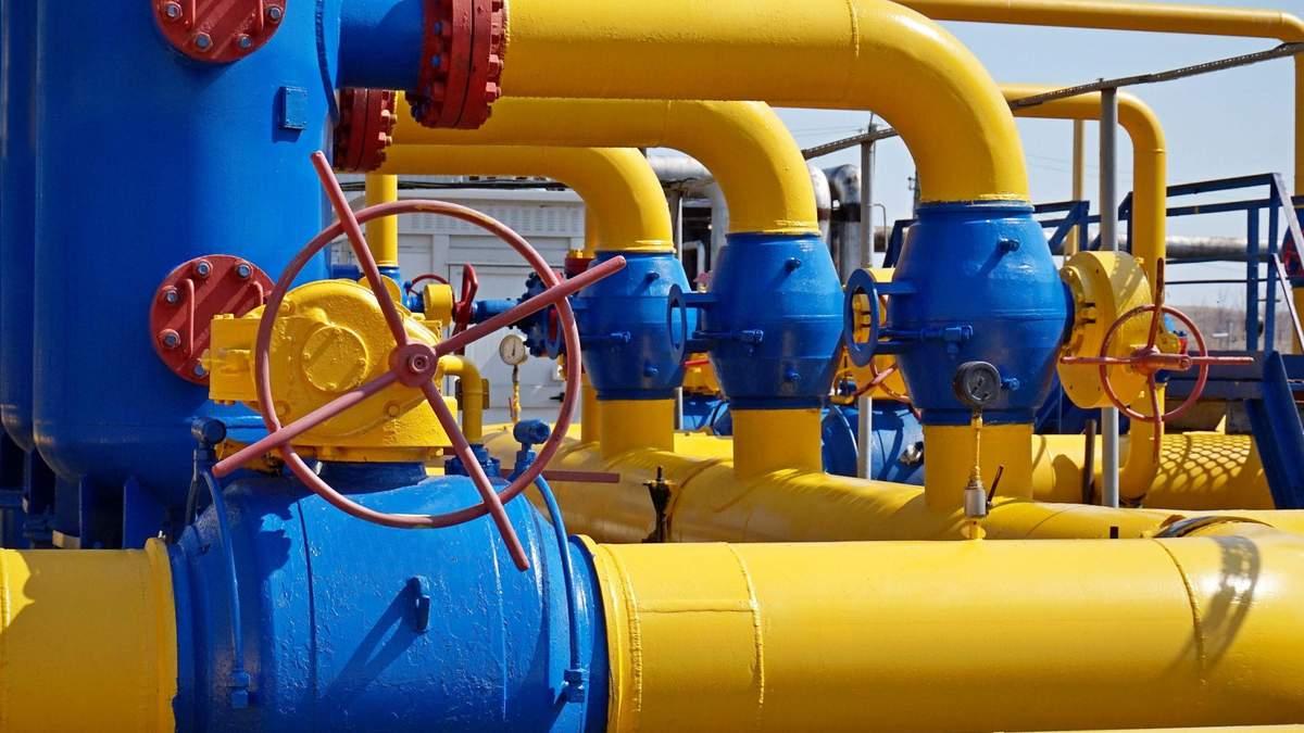 Перед опалювальним сезоном: у підземних сховищах скорочуються запаси газу - Економічні новини України - Економіка
