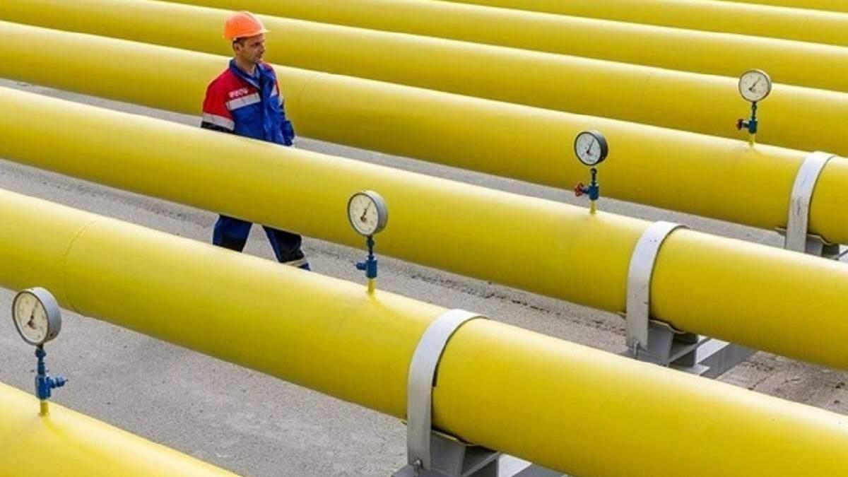 Новый рекорд: цена на газ в Европе превысила 1 450 долларов