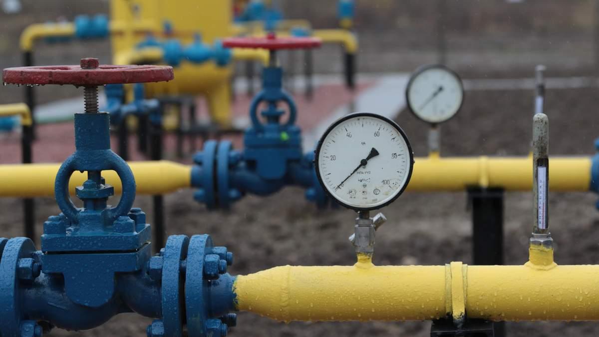 Цена на газ в Европе упала после очередного исторического рекорда