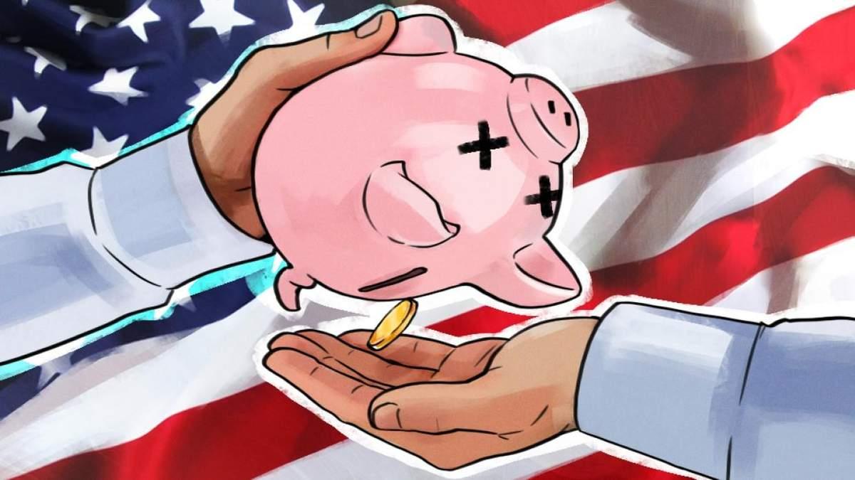 Дефолт в США откладывается: о чем договорились в Сенате республиканцы и демократы - Новости экономики Украины - Экономика