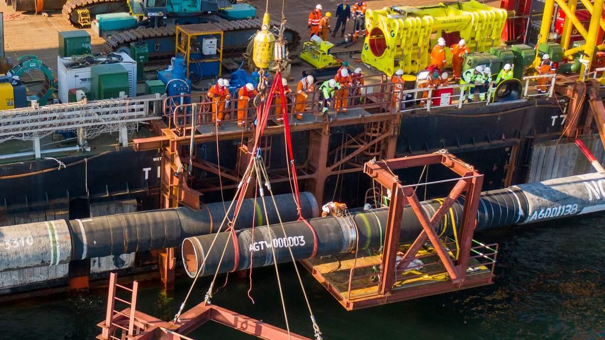 """У Європі зажадали доказів від """"Північного потоку-2"""": перевірку газогону можуть затягнути - Новини росії - 24 Канал"""