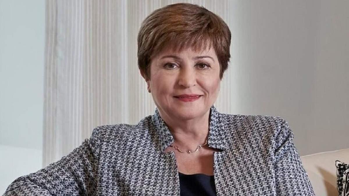 Рада МВФ не усунула Георгієву з посади директорки, попри скандал із Doing Business - Економічні новини України - Економіка