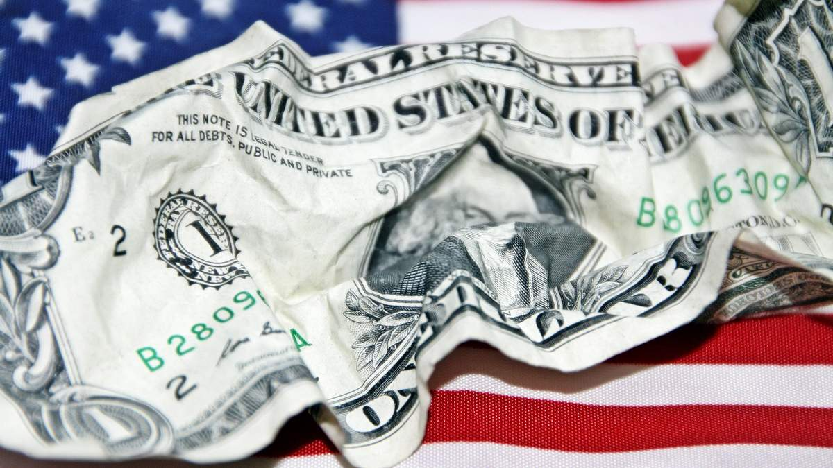 """Деньги на выплаты есть до декабря: в США одобрили повышение """"долговой потолка"""" госдолга - Экономические новости Украины - Экономика"""