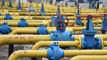 Транзит газу до Європи через Україну зменшився на чверть