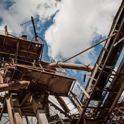 Падіння промислового виробництва в Україні знову прискорилося, – Держстат