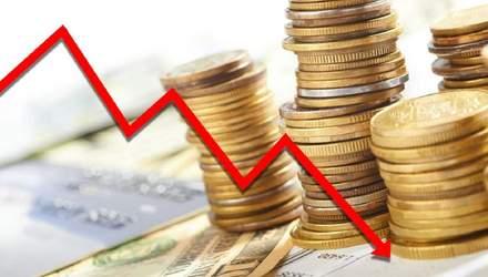Мінекономіки назвало масштаби падіння ВВП у 2020 році