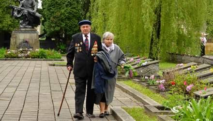 """В Раде предлагают ввести новый вид пенсий """"за особые заслуги"""""""